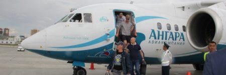 Эрхүү-Улаанбаатар чиглэлд нислэг үйлдэж эхэллээ