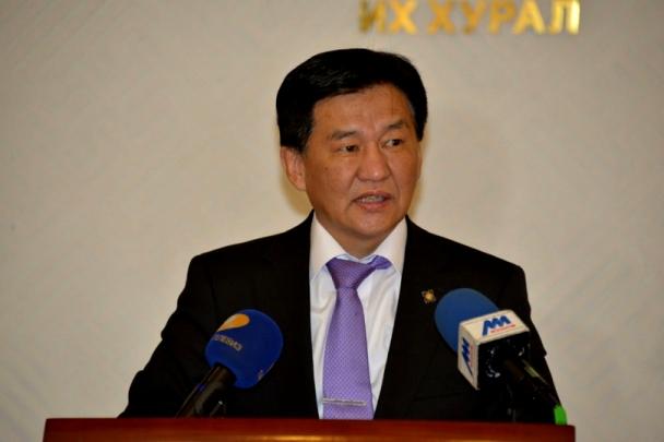Ц.Даваасүрэн: Оюутолгой Монгол Улсын эрчим хүчний нэгдсэн системтэй холбогдоно