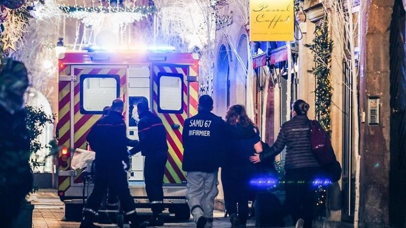 Террористууд Зул сарын үзэсгэлэн худалдаанд оролцогчид руу бууджээ