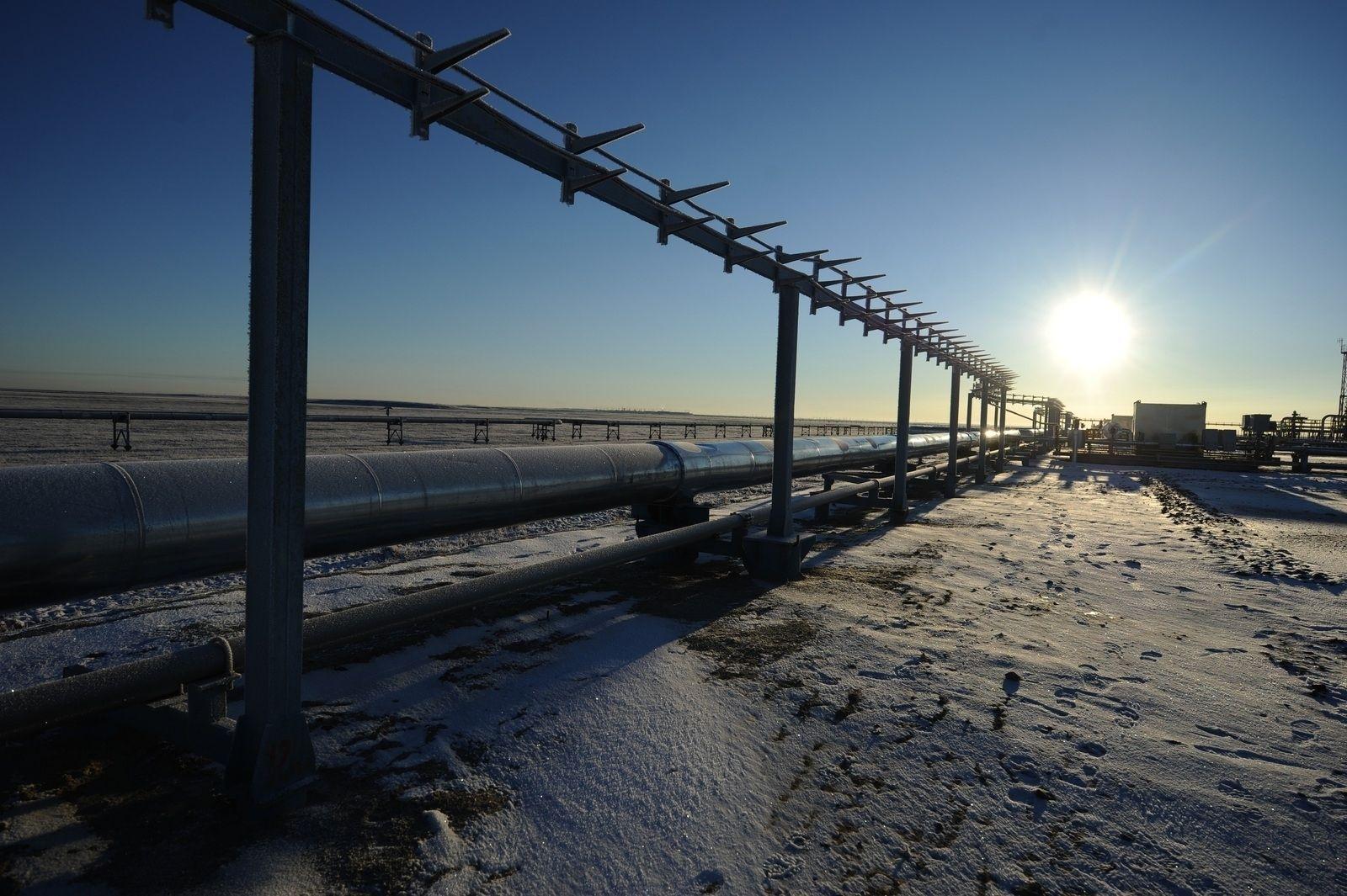 """2019 онд """"Сибирийн хүч"""" хоолойгоор байгалийн хий экспортолж эхэлнэ"""