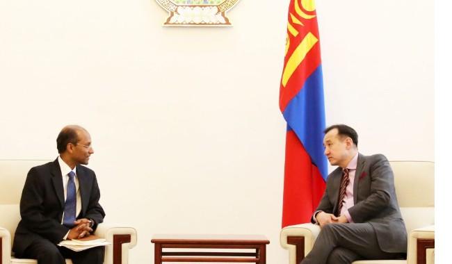 АНУ-аас Монголд 350 сая ам.долларын буцалтгүй тусламж олгоно гэв