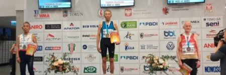 85 настай Ц.Раднаа гурван алтан медаль хүртлээ