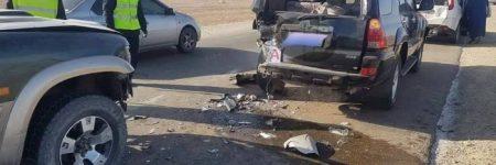 Энэ долоо хоногт зам тээврийн осолд 16 хүүхэд өртжээ