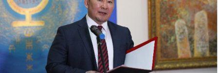 Ерөнхийлөгч Х.Баттулга Киргизэд айлчлал хийхээр мордлоо