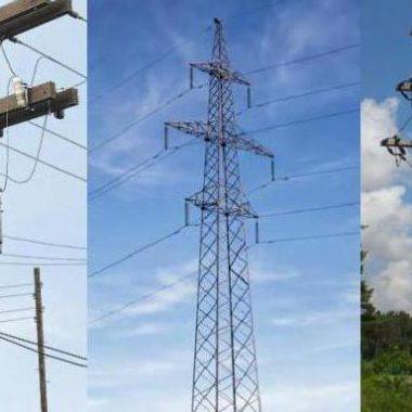 Бороотой үед цахилгааны шон утаснаас болгоомжлоорой