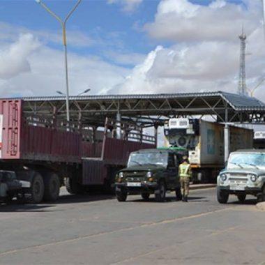 Есдүгээр сарын 13-нд БНХАУ-тай хиллэдэг авто замын боомтууд ажиллахгүй