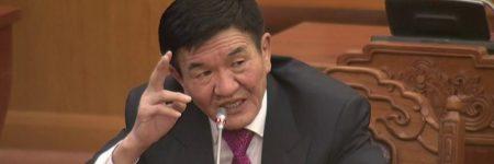 """Ц.Нямдорж: Монгол Улсын """"саарал жагсаалт""""-ын хяналтыг зөөлрүүллээ гэсэн захидал надад ирсэн"""