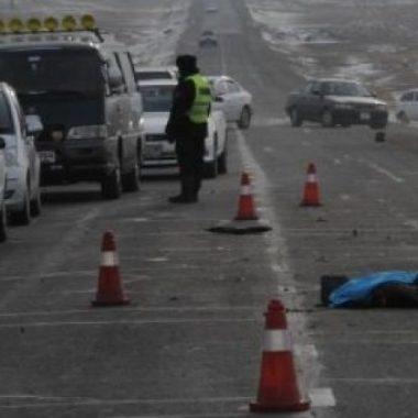 Энэ долоо хоногт зам тээврийн ослоор гэмтсэн хүний тоо 25 хувиар өсчээ