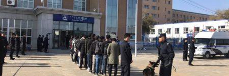 Албадан гаргасан 759 хятад иргэнийг БНХАУ-ын цагдаа нарт хүлээлгэн өгчээ