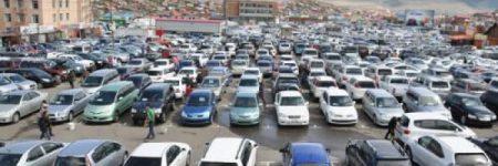 Суудлын автомашины импорт 8225-аар нэмэгджээ