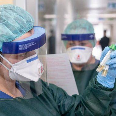 Германд халдварын тохиолдол 100,000-г давлаа