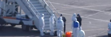 Токиогоос иргэдээ авчирч буй тусгай үүргийн онгоц Улаанбаатарт газардлаа