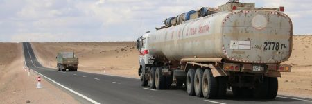 Байдрагийн гүүр-Алтай чиглэлийн авто замын суурийн ухмал, завсрын тулгуур байгуулах ажил 100% хийгджээ