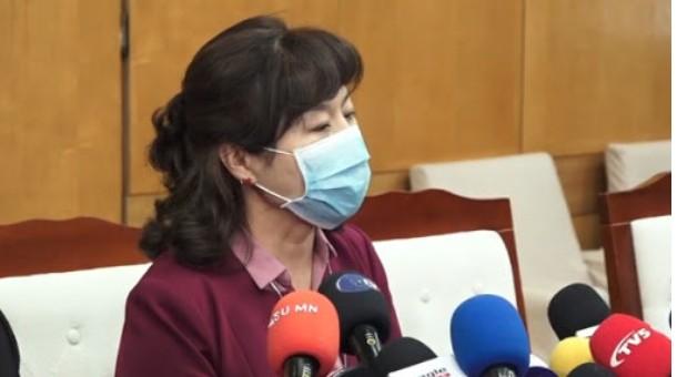 Д.Сарангэрэл: Вирусын эсрэг үйлчилгээтэй эмийн нөөц, нэг удаагийн тариур, ариутгалын бодисоо нэн даруй нөөцлөх хэрэгтэй