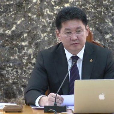 Парламентын гишүүнээр сонгогдсон аймаг, нийслэлийн засаг дарга нарыг чөлөөлнө
