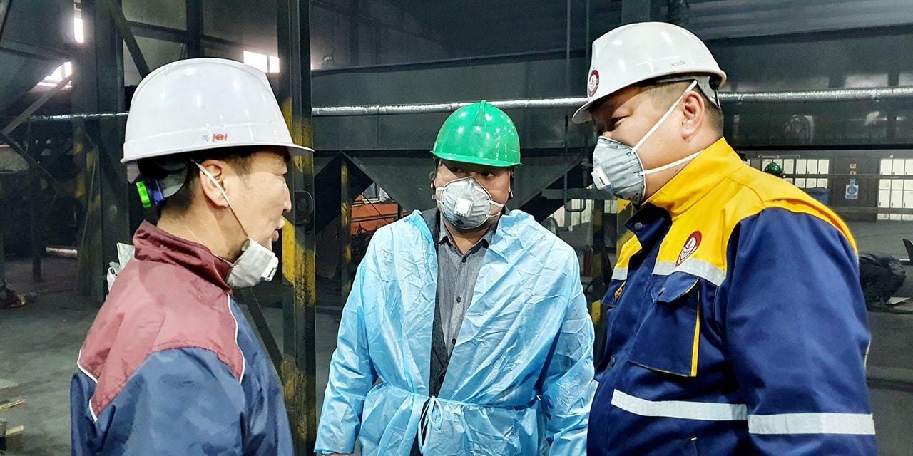 Шахмал түлшний Зүүн бүсийн үйлдвэр болон борлуулалтын цэгүүдэд ажиллалаа