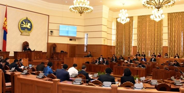 Монгол Улсын нийт өр ДНБ-ий дунджийг давж, 60 хувьд хүрээд байна