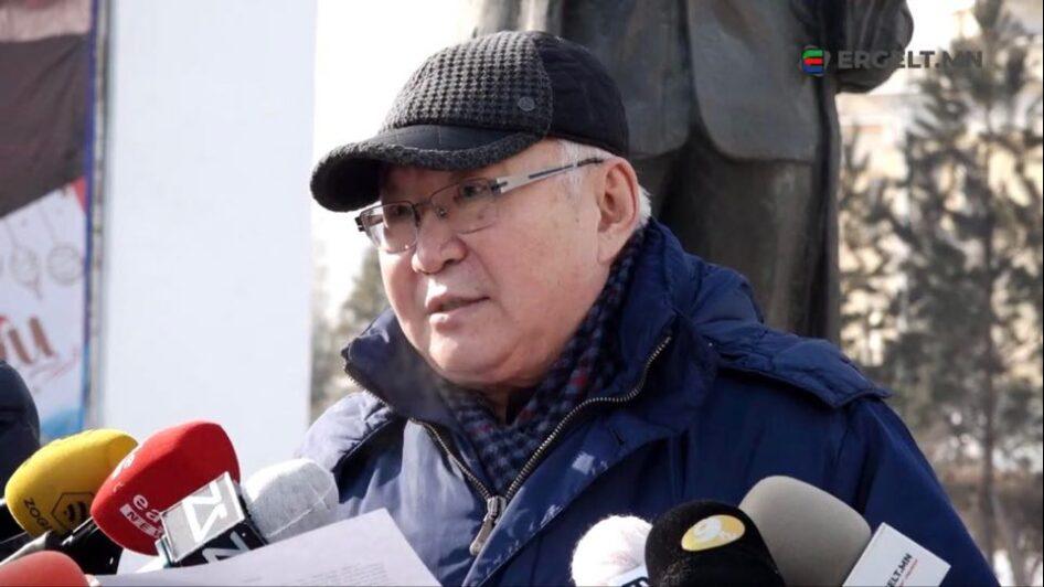 Э.Бат-Үүл: Би Монголчуудын эрх чөлөөний төлөө тэмцсэнээс өөр гэм хийгээгүй