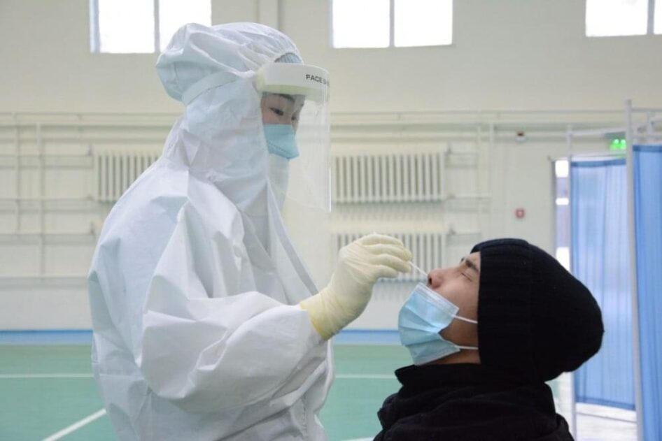 """""""Нэг хаалга- Нэг шинжилгээ""""-гээр корона вирусын халдвартай 78 хүнийг илрүүлсэн"""