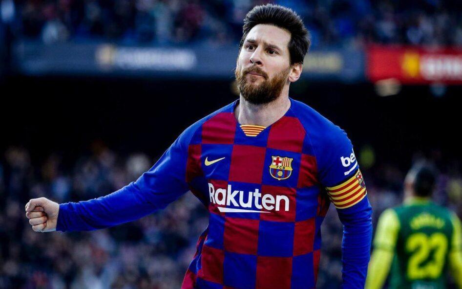 Лионел Мессигийн Барселона клубтэй хийсэн 673 сая долларын гэрээ