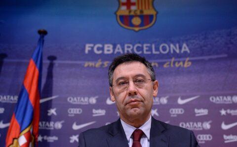Барселона клубын хуучин  ерөнхийлөгч Бартомеуг баривчилжээ