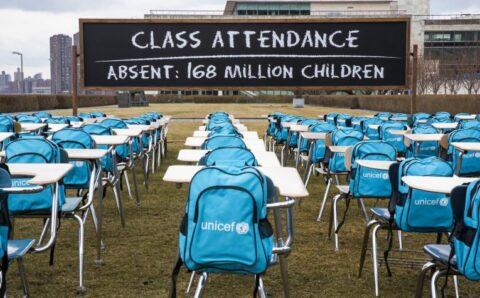 Бүтэн жилийн боловсролоор хохирсон 168 сая хүүхдүүд