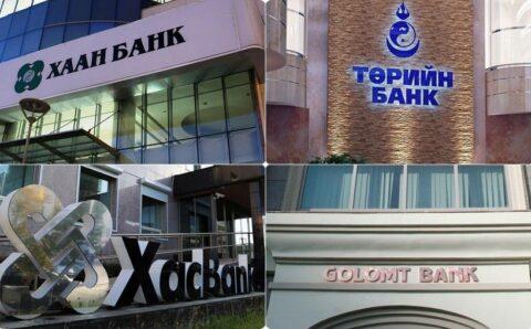 Хөл хорионы үеэр арилжааны зарим банкууд ажиллах уу