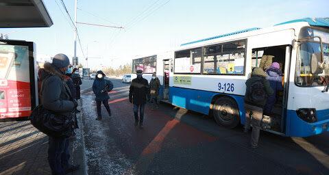 Зорчих ёсгүй иргэд автобусаар зорчин ачаалал үүсгэж байна гэв