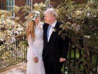 Их Британийн Ерөнхий сайд Борис Жонсон гурав дахь удаагаа гэрлэлээ
