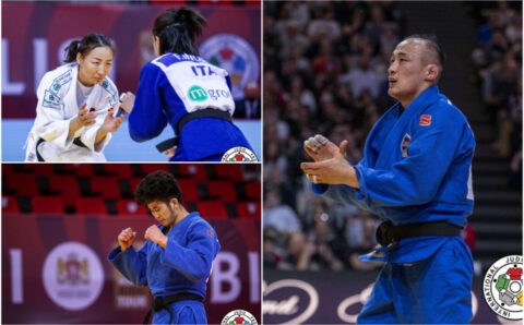 Монголын шигшээ баг жүдогийн дэлхийн аваргаас хоёр хүрэл медальтай ирнэ