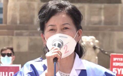 Х.Ариунаа: Өвчтөнөө эмчилж байсан 32-хон настай эмч өнөөдөр сэхээн амьдруулах тасагт хэвтэж байна