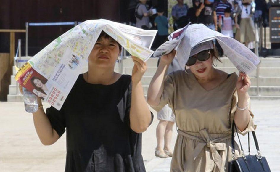 Солонгос улсад хэт халалтаас болж зургаан хүн нас баржээ
