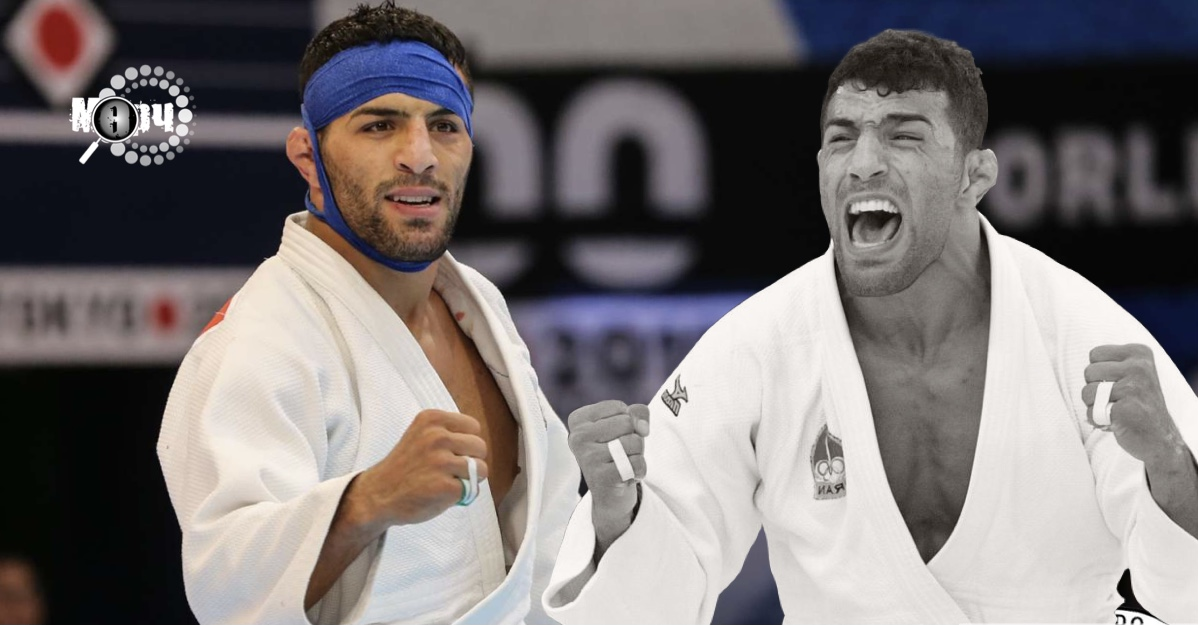 Монголын жүдоч Саид Моллаеи Олимпын мөнгөн медаль хүртлээ