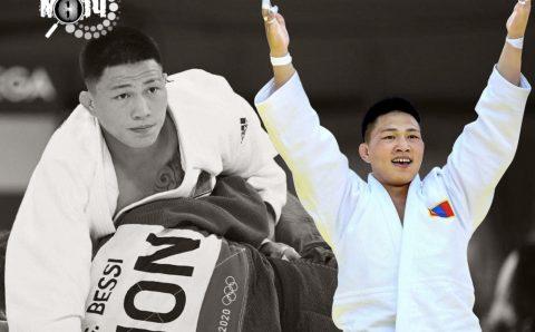 Токио 2020: Ц.Цогтбаатар ХҮРЭЛ медаль хүртлээ