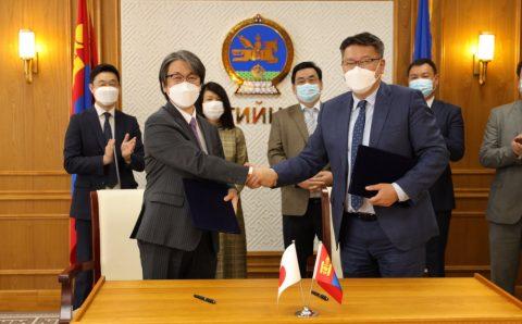 Япон улс 883 сая иений буцалтгүй тусламж үзүүлэхээр болжээ