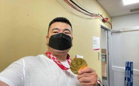 Э.Содномпилжээ Паралимпын дээд амжилтыг шинэчилж, алтан медаль хүртлээ