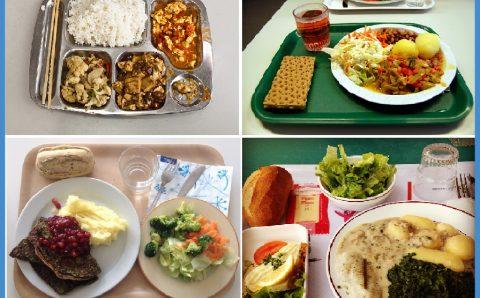 Орон орны сурагчид үдийн хоолондоо юу иддэг вэ