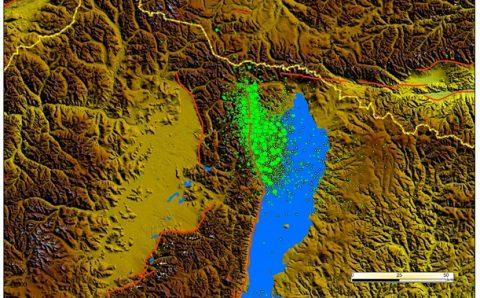 Төв аймгийн Жаргалант суманд хүчтэй газар хөдлөлт болжээ