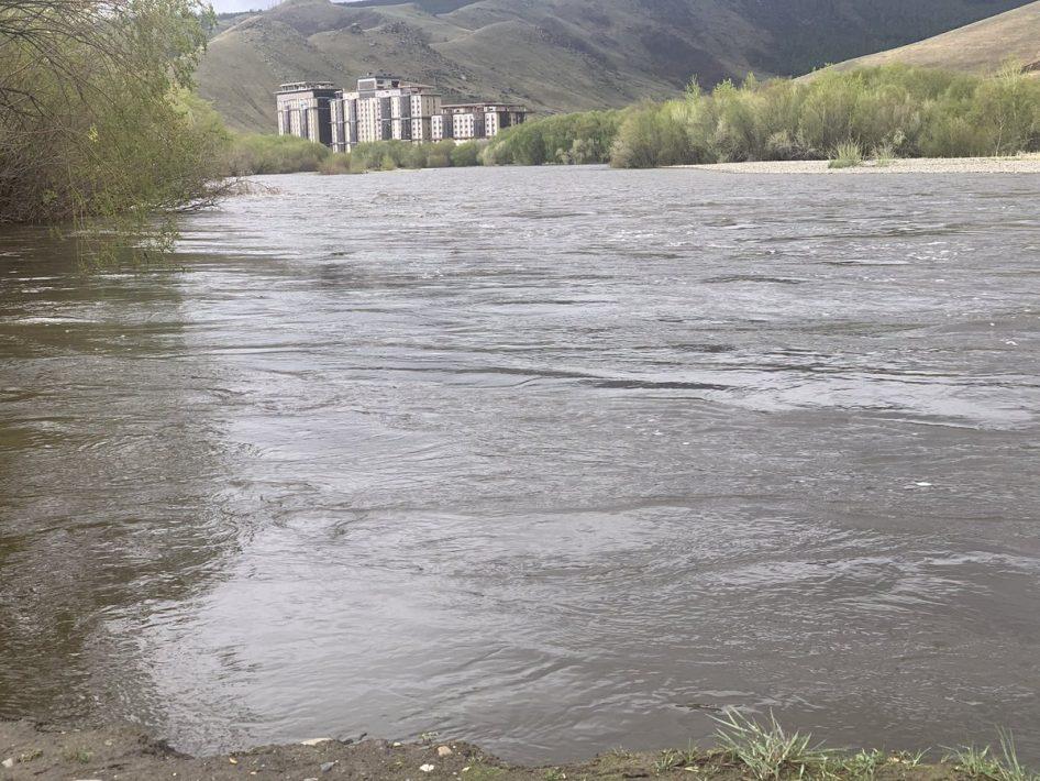 Туул голд урссан иргэнийг эсэн мэнд олсон байна