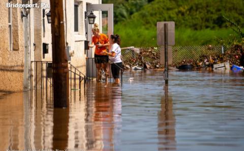 Ида хар салхинаас үүдэлтэй борооны улмаас 44 хүн амиа алджээ